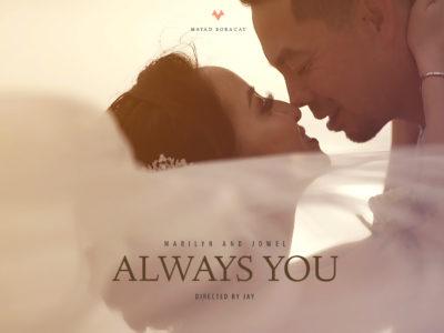 "Marilyn and Jowel ""Always You"""